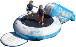 Best RAVE Sports O-Zone Plus Water Trampoline