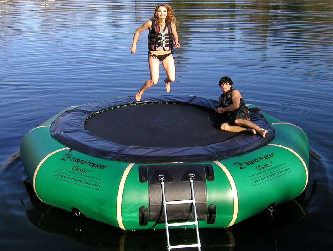 Best Water Trampolines for 2020